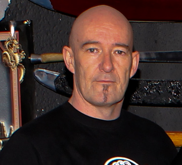 Sifu Mark Cook