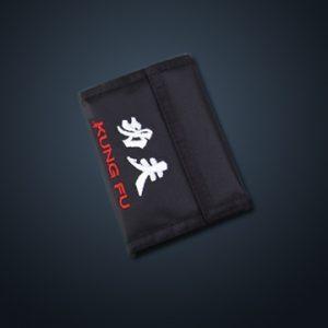 Black Kung Fu Wallet